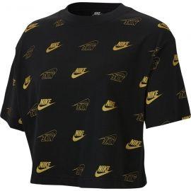 Nike NSW TOP SS CROP BFF SHINE W