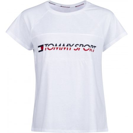 Tommy Hilfiger BLOCKED TEE LOGO
