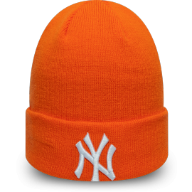 New Era MLB LEAGUE ESSENTIAL CUFF KNIT NEW YORK YANKEES