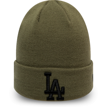 New Era MLB LEAGUE ESSENTIAL CUFF KNIT LOS ANGELES DODGERS
