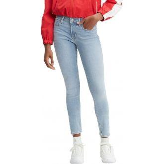 Jeanși de femei din denim