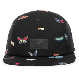 Vans MN DAVIS 5 PANEL BLACK METAMORPHOSIS